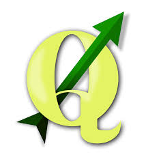 q-gis logo