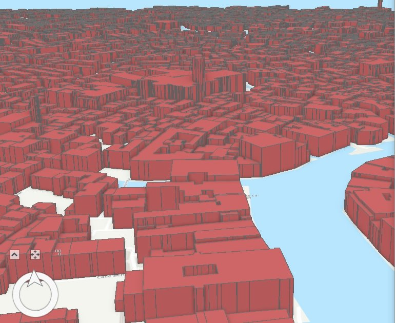 3D arcgis pro 3d