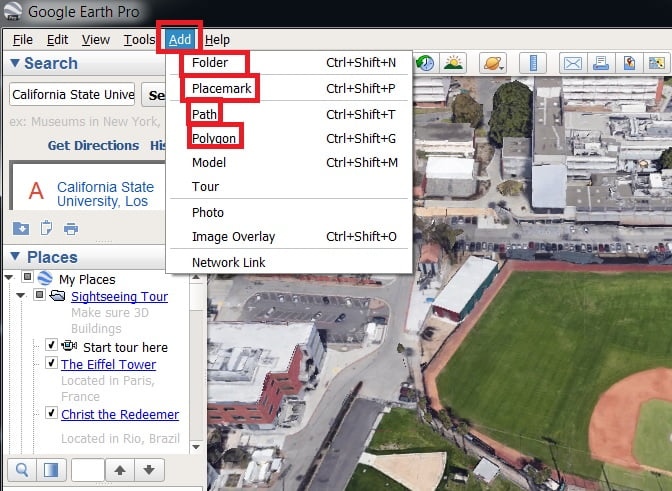 add features in google earth pro download