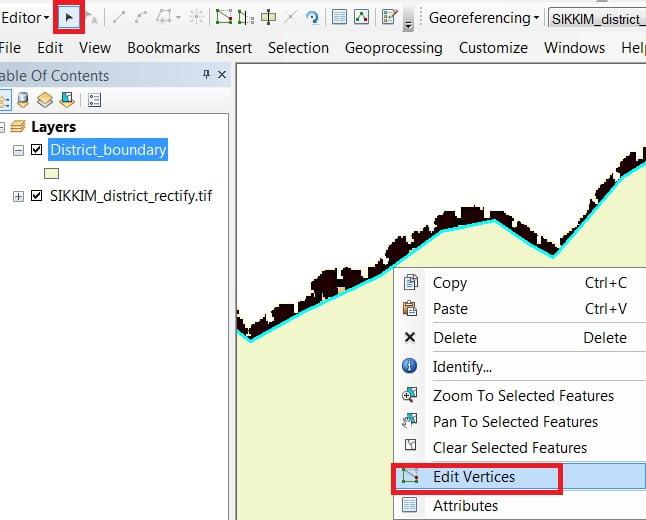 edit vertices in arcgis tutorial