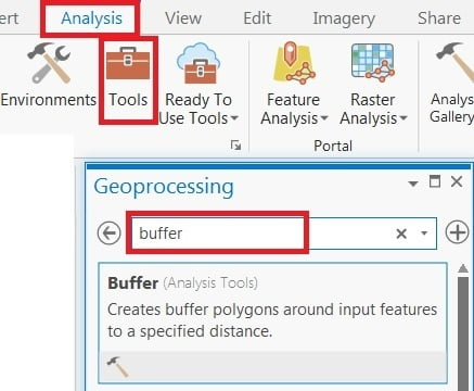 geoprocessing in arcgis pro