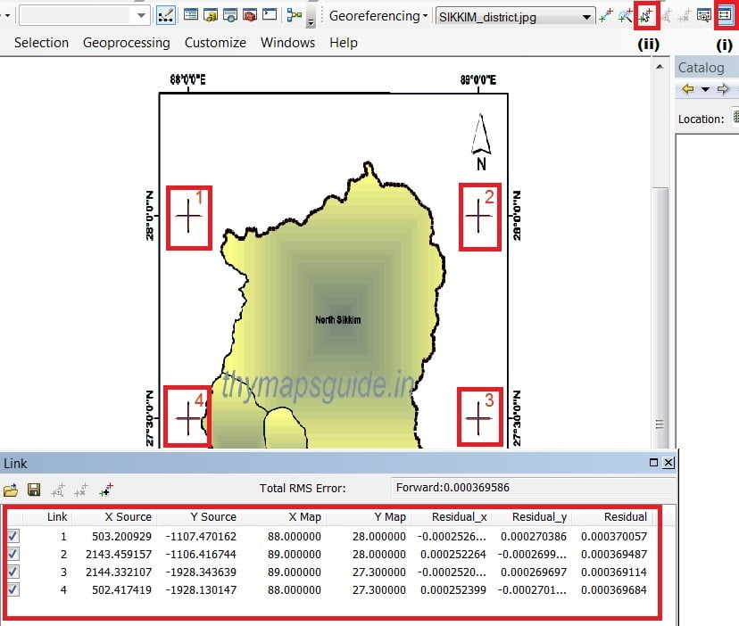 view link table in arcgis tutorial