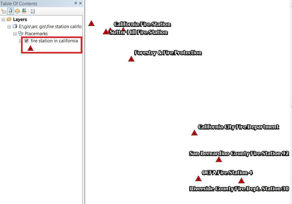 convert kml file to shapefiler data customize